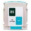 HP Compatible 85 CYAN para impresoras HP Designjet serie 30, 90 y 130