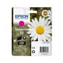 ORIGINAL EPSON 18 MAGENTA Compatible, para impresoras Expression Home XP-102, XP-202, XP-205, XP-30, XP-302