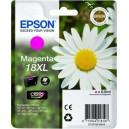 ORIGINAL EPSON 18XL MAGENTA, para impresoras Expression Home XP-102, XP-202, XP-205, XP-30, XP-302