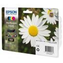 ORIGINAL EPSON 18XL MULTIPACK, para impresoras Expression Home XP-102, XP-202, XP-205, XP-30, XP-302
