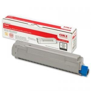 Toner Original OKI C8600 / C8800 Negro