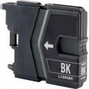 Brother LC39 LC985 NEGRO Cartucho de tinta compatible, sustituye al cartucho original Brother LC-985BK