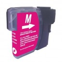 Brother LC980 MAGENTA Cartucho de tinta compatible, sustituye al cartucho original Brother LC-980M