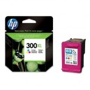 HP 300XL COLOR (400pag.) CARTUCHO ORIGINAL