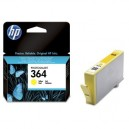 HP 364 AMARILLO CARTUCHO ORIGINAL