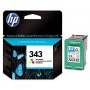 HP 343 ORIGINAL (330 pags)