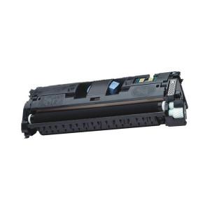 Toner NEGRO HP C9700A / CRG-701 / EP-87 compatible, sustituye al toner original C9700A